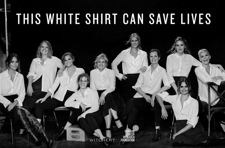 White Shirt Campaign